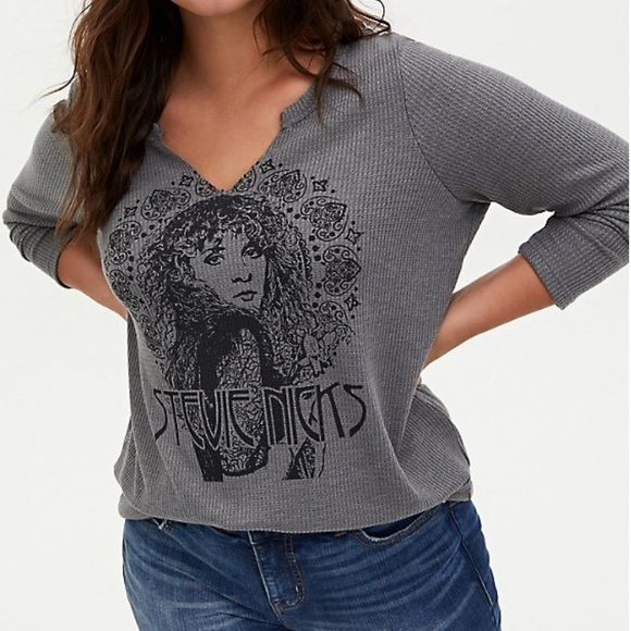 TORRID Stevie Nicks shirt